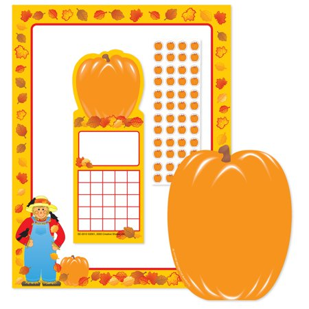 Stationery Set - Fall - Fall Stationery