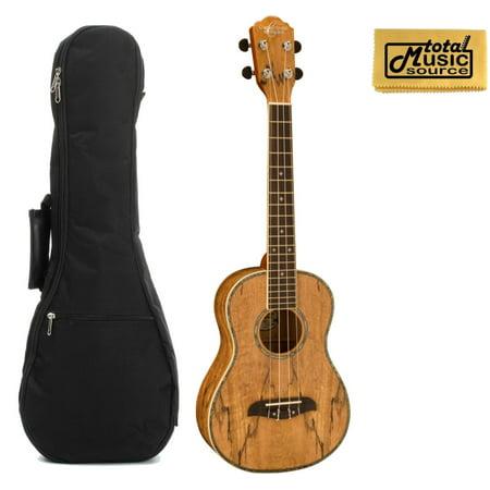 oscar schmidt tenor ukulele spalted mango uke ou7t grover tuners gig bag ou7t pack. Black Bedroom Furniture Sets. Home Design Ideas