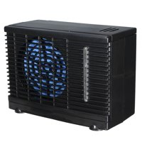 35W 12V Universa l Portable Car Home Auto Vehicle Air Conditioner Cooler Cooling Fan Humidifier Personal Evaporative Coolers Fan for Car Home Camping