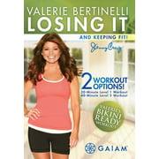 Valerie Bertinell: Losing It & Keeping Fit (DVD)