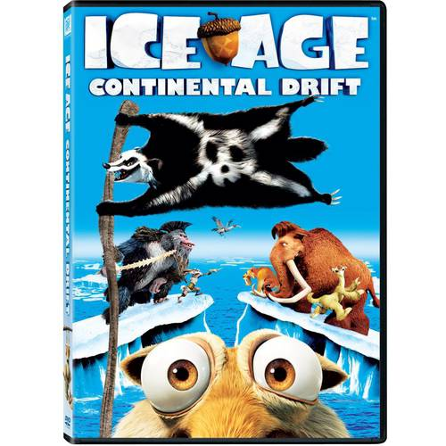 Ice Age 4: Continental Drift (Widescreen)