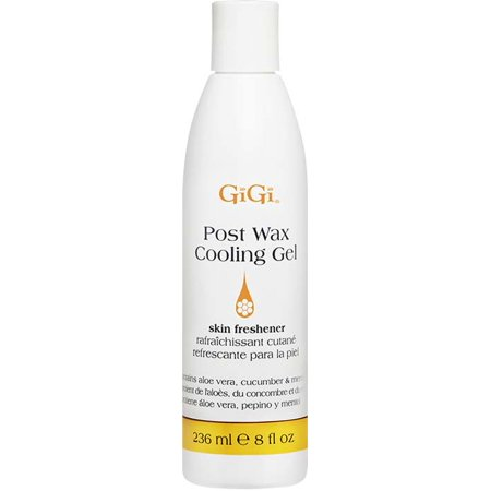 GiGi Post Waxing Cooling Gel 8 oz. (After Waxing Gel)