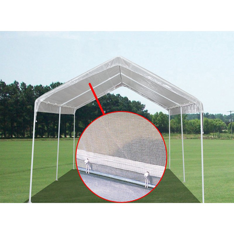 King Canopy 10 x 20 ft. Green House Canopy Cover