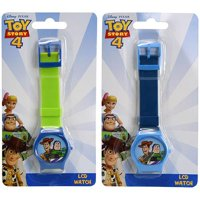 Toy Story 4 Digital Watch on Blister Card 2 Asstd.