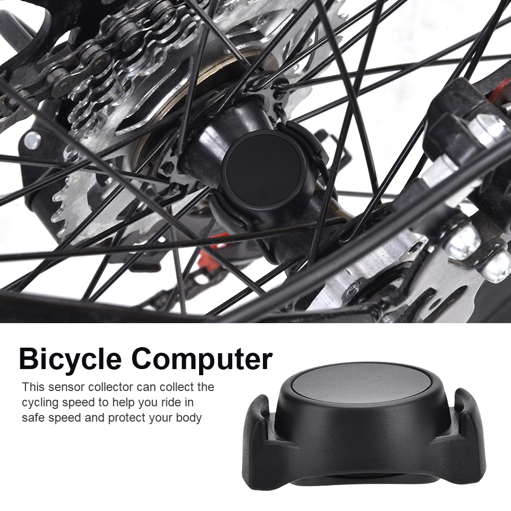 Ultra Light Waterproof Wireless Bike Speed Sensor for Bicycle Computer Speedometer, Speed Sensor, Bike Accessory
