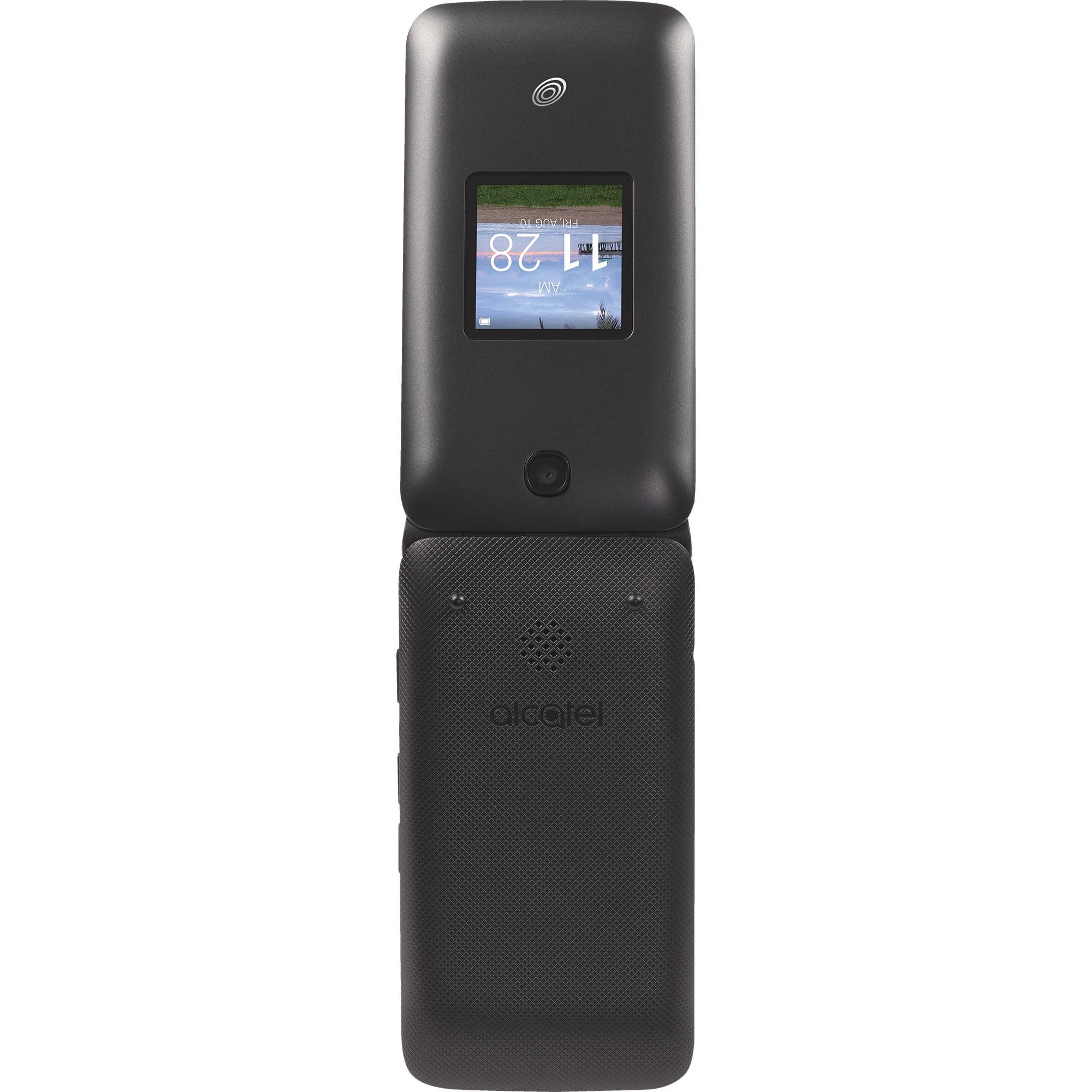 TracFone Alcatel MyFlip Prepaid Phone - Walmart com