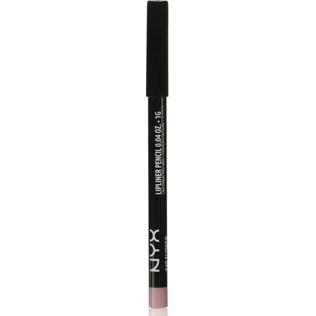 2 Pack - NYX Professional Makeup Lip Liner Pencil, Flower 0.04 oz