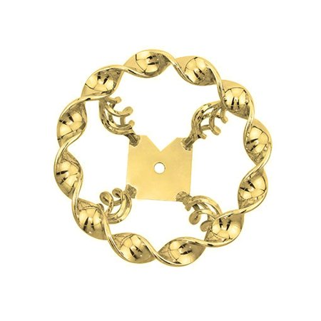 Cage Steering Wheel Gold. bike part for Cruiser, beach cruiser, Lowrider, Trike, bicycle Parts