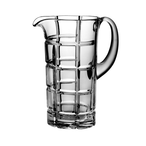 Majestic Crystal Blossom 50 oz. Pitcher