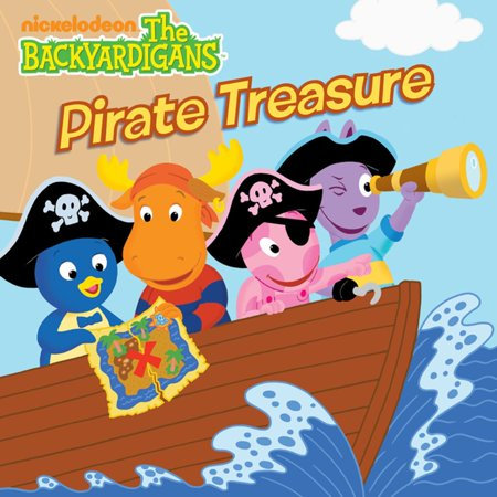 Pirate Treasure (The Backyardigans) - eBook (Pirate Treasure Map)
