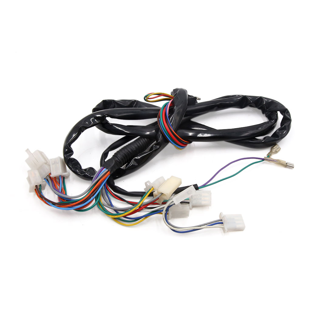 174cm Length Black Main Wiring Harness for Motorcycle Electrical Scooter -  Walmart.com - Walmart.comWalmart