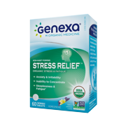 Best Anxiety Medications - Genexa Homeopathic Stress & Anxiety Relief: Natural, Certified Review