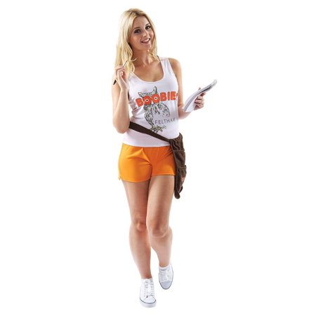 Hooters Waitress Adult Costume (Dead Waitress Costume)