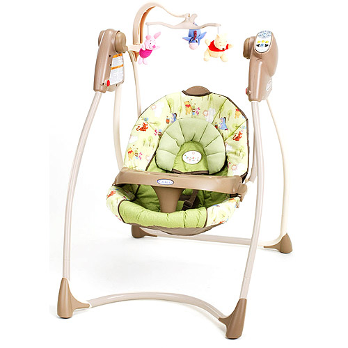 Graco - Lovin' Hug Swing, Happy Day Pooh