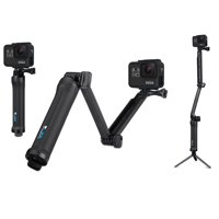 3-Way Grip Arm Tripod