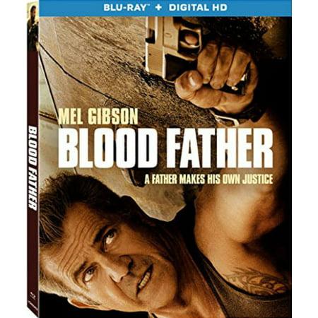 Blood Father  Blu Ray