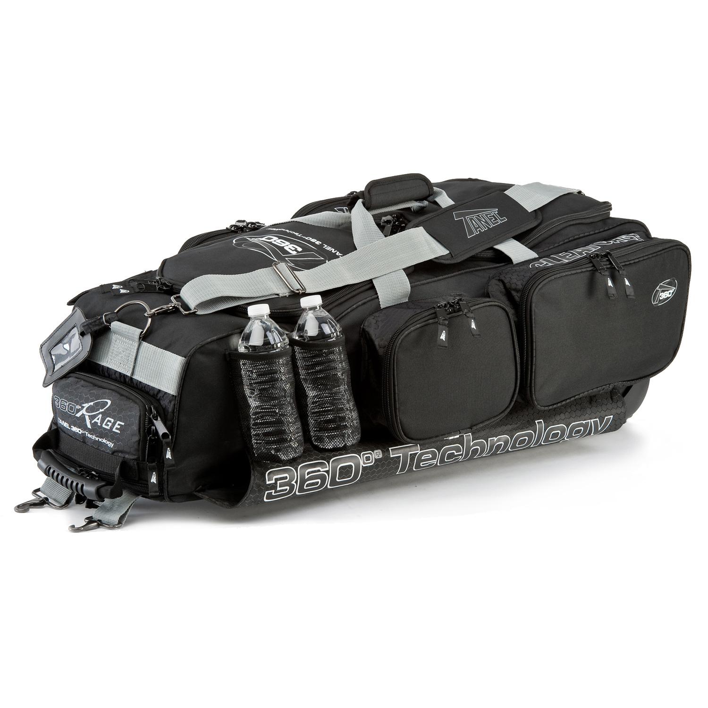 Tanel 360 R.A.G.E. Baseball/Softball Wheel Bag
