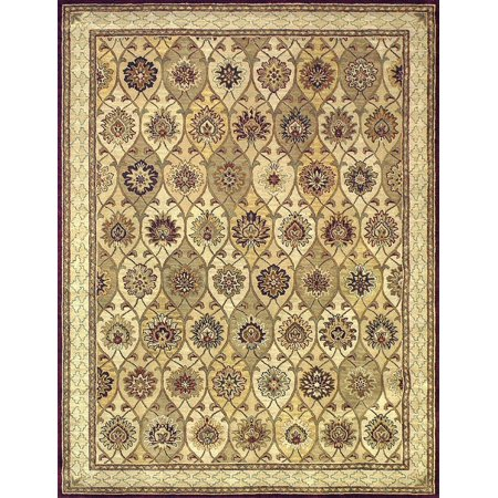 Loloi Traditional Maple Collection Area Rug In Multi And Oval Rectangle Round Runner