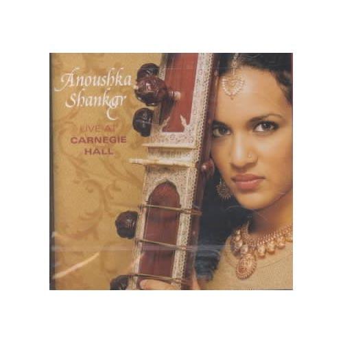 LIVE AT CARNEGIE HALL [ANOUSHKA SHANKAR] [CD] [1 DISC]