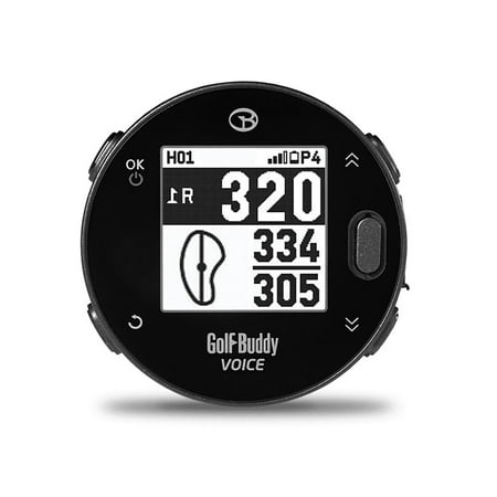 Golf Buddy Voice-X Distance Tracking Golf Range GPS Rangefinder Smart