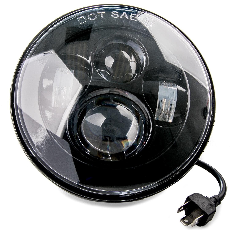 Smoke LED Headlight+Signal+Side Marker+Tail Light For 1996-2007 Jeep Wrangler TJ