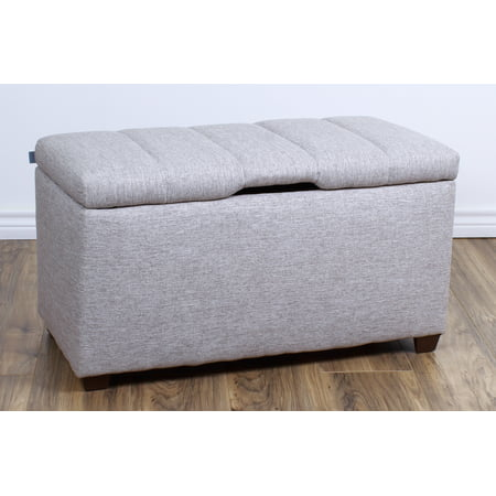 The Crew Furniture® Upholstered Bedroom Storage Ottoman Bench #991900