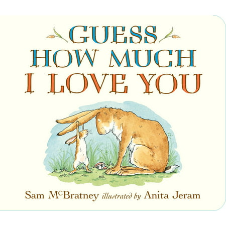 Guess How Much I Love You (Board Book) - How Much Does Confetti Cost