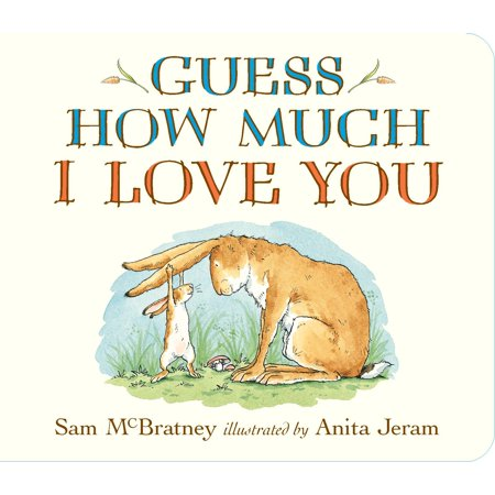 Guess How Much I Love You (Board Book) (How Much Are Smoke Machines)