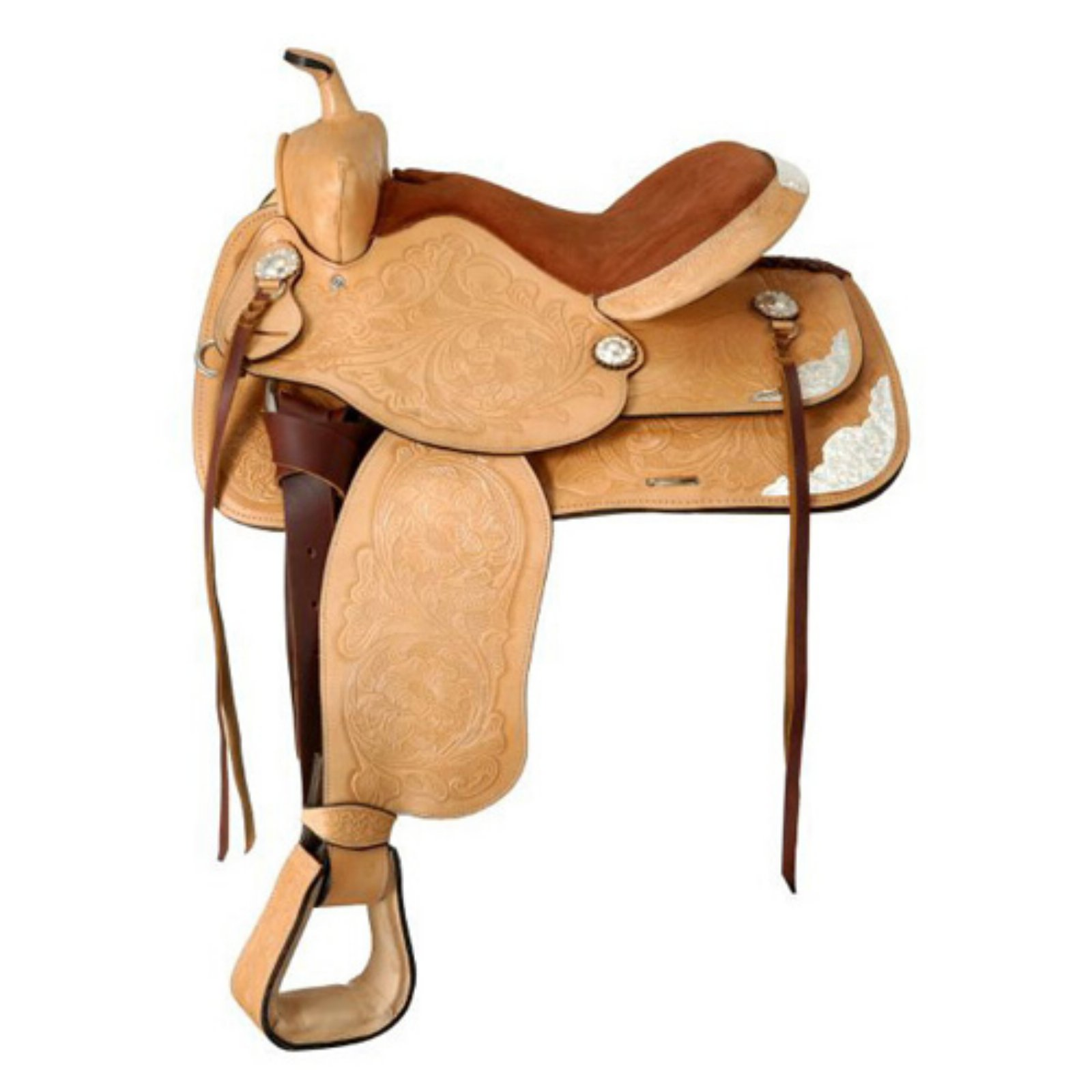 Component Sourcing King Series Show King II Saddle with S...