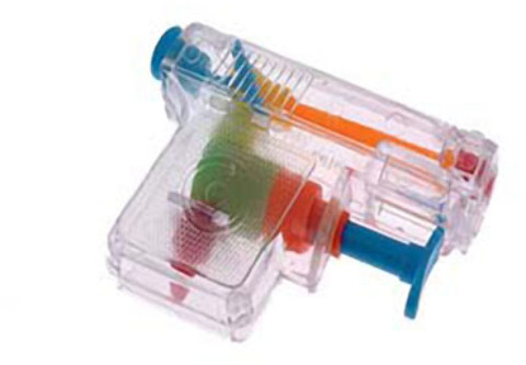 Mini Transparent Water Guns Case Pack 8 by US Toy Company