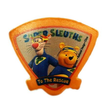 My Friends Tigger and Pooh Orange Colored Mini