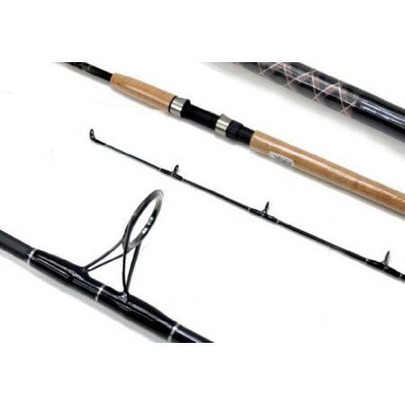 Tsunami 5 star saltwater spinning rod 6 39 6 mh 2pc for Tsunami fishing rods