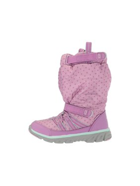 Boys M2P Lined Snow Boots