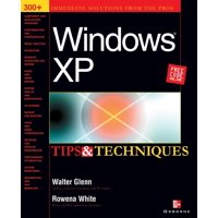 Tips & Techniques: Windows XP Tips & Techniques (Paperback)