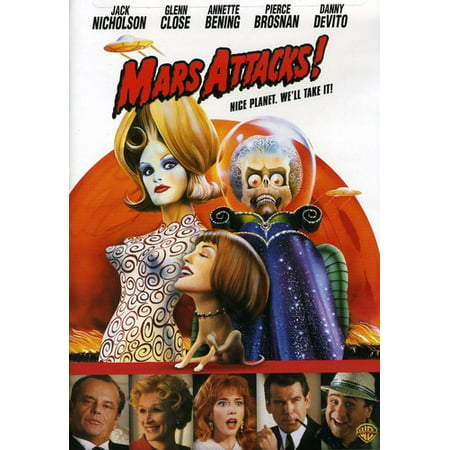 Mars Attacks! (DVD) ()