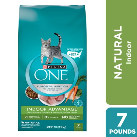 Purina One Indoor Advantage Hairball & Weight Control