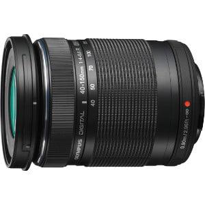 Olympus Zuiko Digital Telephoto Zoom Lens for Four Thirds - 40mm-150mm F/4.0-5.6
