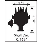 MSD 8352 Distributor