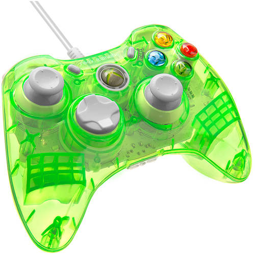 PDP Rock Candy Wired Controller for Xbox 360, Lalalime