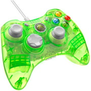 Rock Candy 037-010-NA-NGR Wired Controller, Green (Xbox 360) by PDP