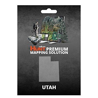 Matrix onxmaps hunt utah chip for gps public/private land...