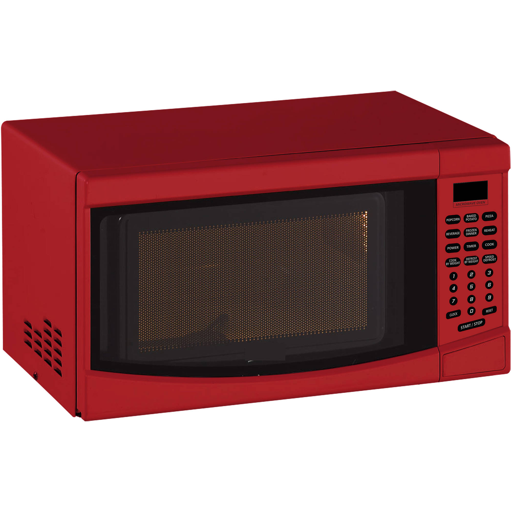 Image of .7 CuFt Microwave Oven Red