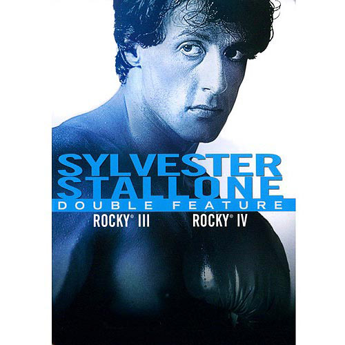 Sylvester Stallone Double Feature: Rocky III / Rocky IV (Full Frame, Widescreen)