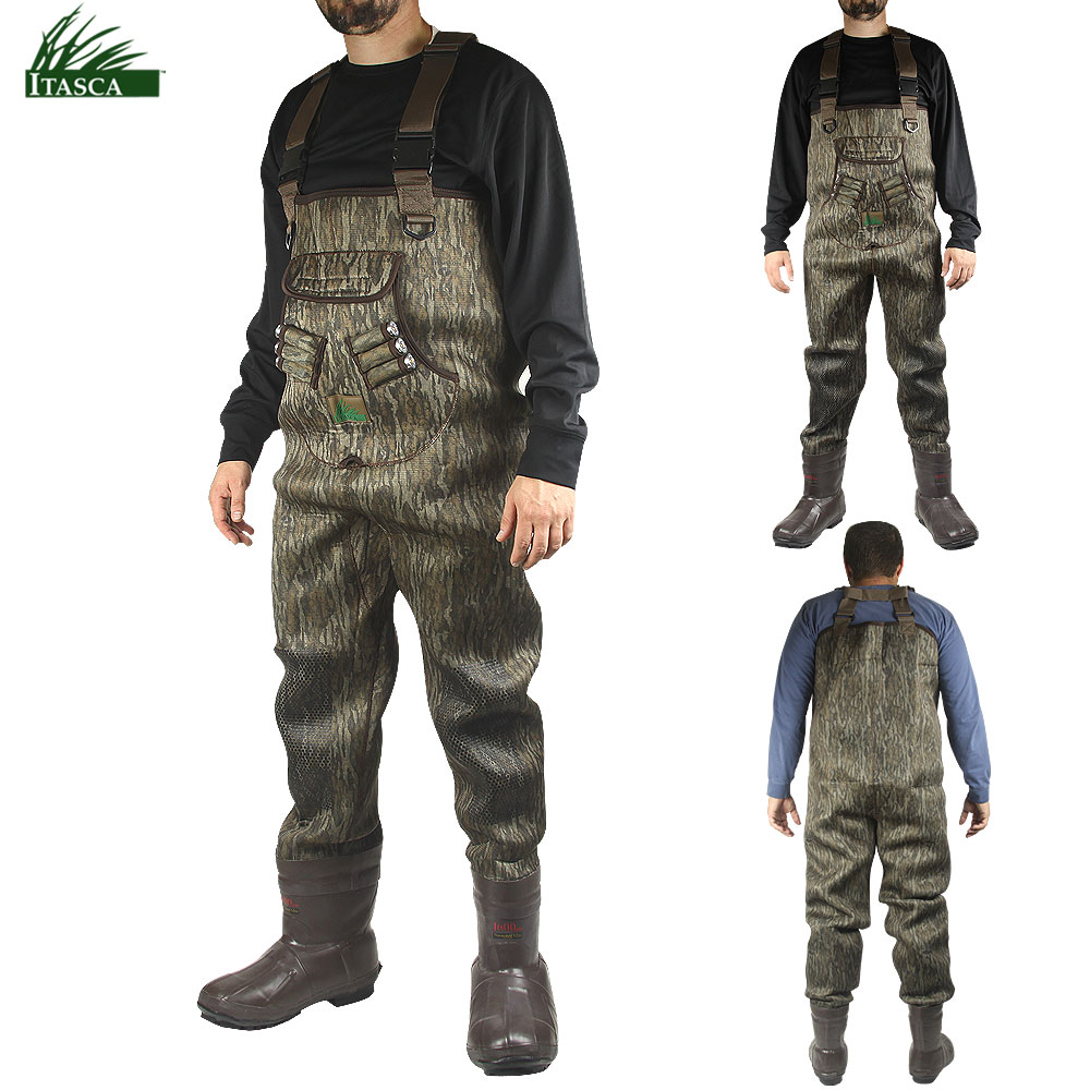 Click here to buy Itasca Marsh King 5mm 1600g Waders (11)- MOBL.