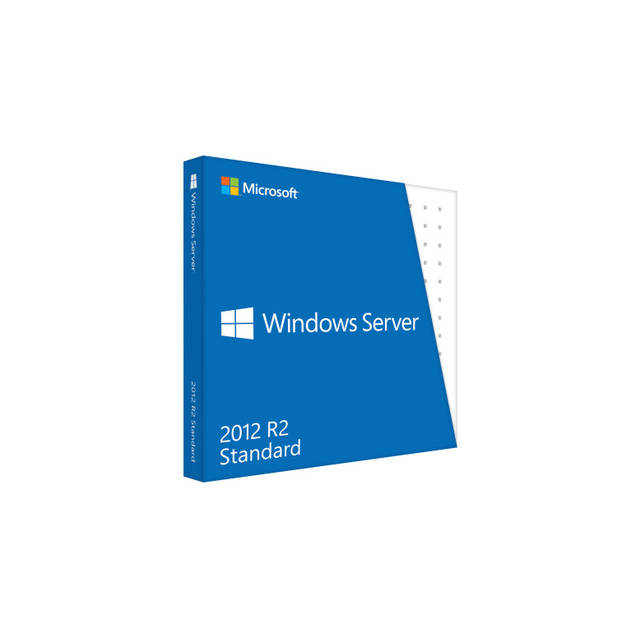 Microsoft Windows Server 2012 R2 Standard Operating Syste...