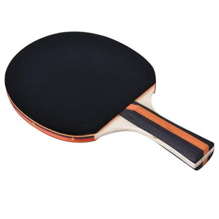 Sonew 2pcs Professional Training Table Bat Tennis Portable Ping Pong Racket Set with Bag & 3 Balls, Ping Pong Racket, Table Tennis Racket - image 6 de 8