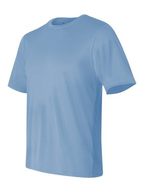 8bbd909a3 Product Image CW22 Essential Double Dry Tee - Light Blue, 2XL. Champion