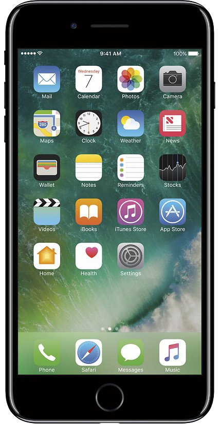 Apple iPhone 7 Plus 128GB Unlocked GSM Quad-Core Phone w  Dual Rear 12MP Camera Gold (Certified Refurbished) by Apple