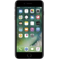 Refurbished Apple iPhone 7 Plus 128GB, Jet BLack - Unlocked GSM