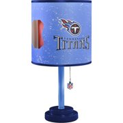 NFL Die-Cut Canvas Table Lamp, Choose Your Team
